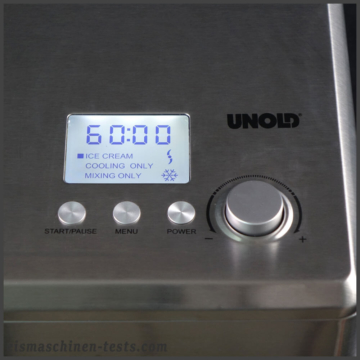 Produktbild - UNOLD Nobile - Display an