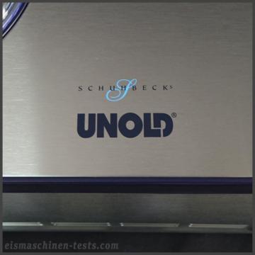 Produktbild - UNOLD Schubeck - Logo