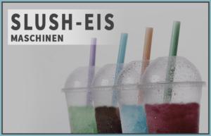 Eismaschine Test: Auswahl - Slush-Eis