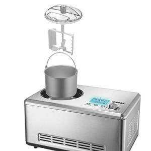 Unold 48876 Eismaschine Nobile, 2 L Eiscreme, 180 W -