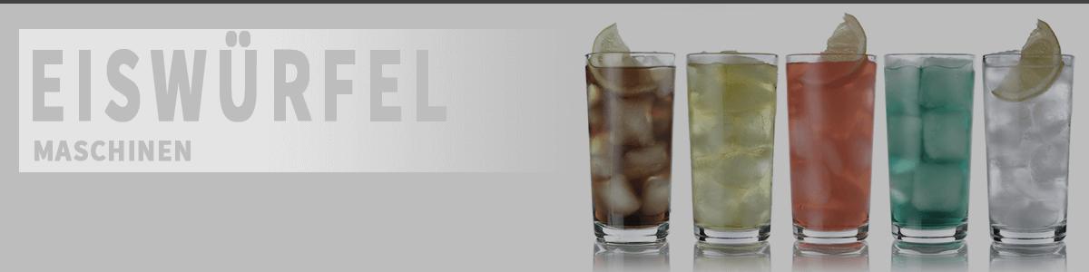 Eismaschine Test: Eiswürfelmaschine-Slider
