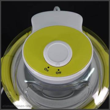 Produktbild Bedienfeld Unold Softi Softeismaschine