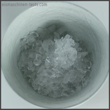 Produktbild - Ice Crusher Bartscher - Ergebnis Crushed Ice