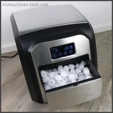 Produktbild - Profi Cook Eiswürfelmaschine eiswürfel