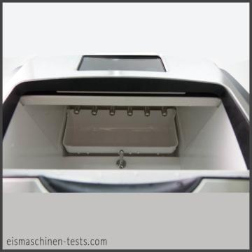 Produktbild -ProfiCook Eiswürfelmaschine innen