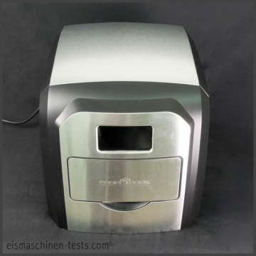 Produktbild -ProfiCook Eiswürfelmaschine oben