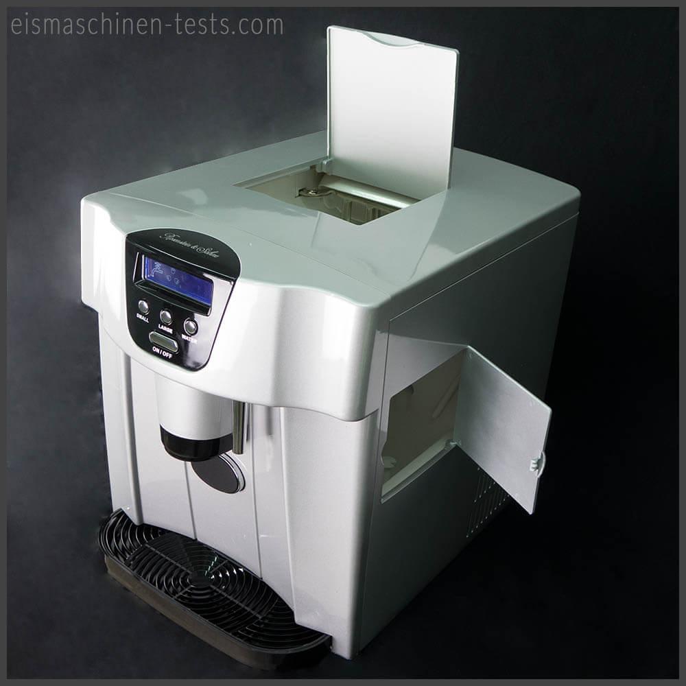 Produktbild - R&S Eiswürfelmaschine offen