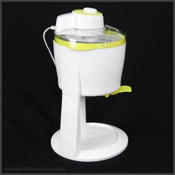 Produktbild seitlich Unold Softi Softeismaschine
