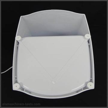 Produktbild unten Gino Gelati IC-50W-A Softeismaschine