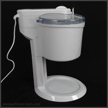 Produktbild seitlich TV Eismaxx Softeismaschine
