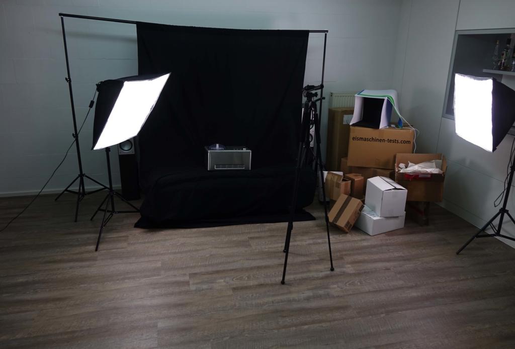 Mein Studio - eismaschinen-tests.com