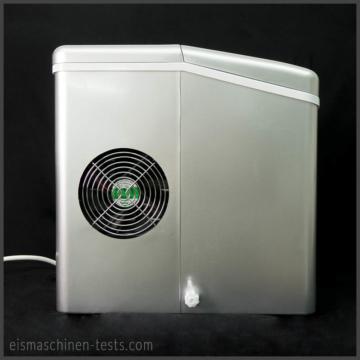 Produktbild -ThinkGizmos Eiswürfelmaschine seite