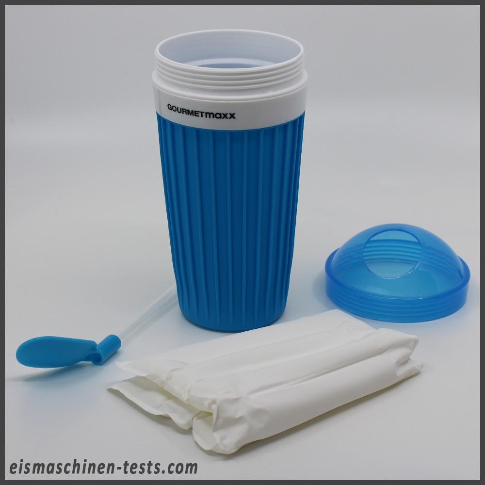 Produktbild-Slushy-Maker-gourmetmaxx-lieferumfang